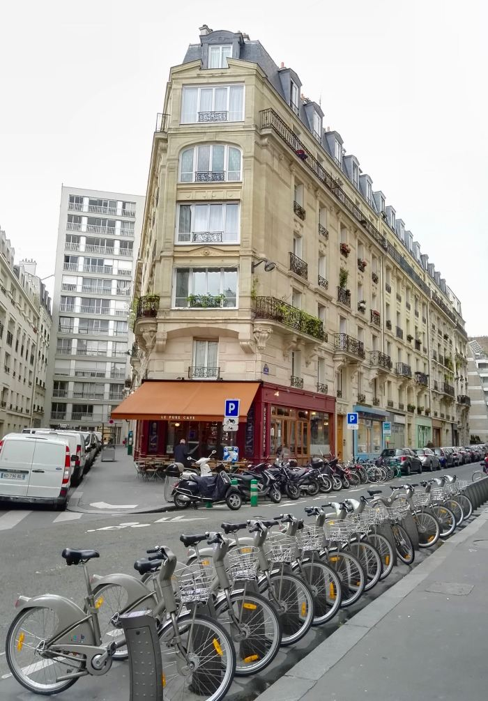 Le Pure Café, Paris