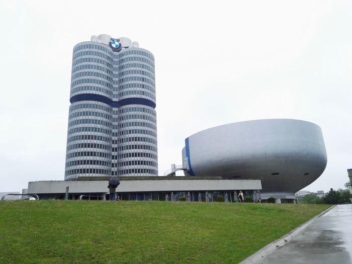 BMW headquarters, Munich