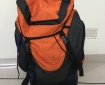 Backpack with no zipper