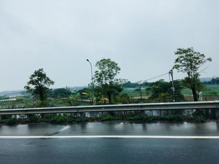 Hanoi freeway