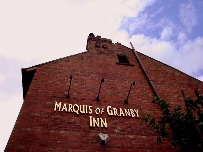 Marquis of Granby Inn - Knaresborough, UK. July 2010, Sony Cybershot DSC-S40